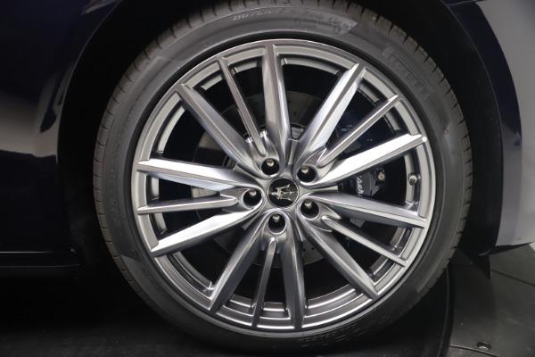 New 2021 Maserati Quattroporte S Q4 GranLusso for sale $126,149 at Maserati of Westport in Westport CT 06880 23