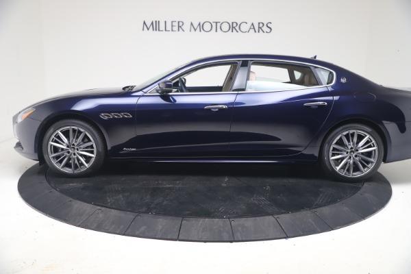 New 2021 Maserati Quattroporte S Q4 GranLusso for sale $126,149 at Maserati of Westport in Westport CT 06880 3