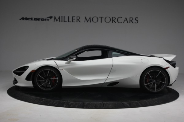 New 2021 McLaren 720S Performance for sale $352,600 at Maserati of Westport in Westport CT 06880 3