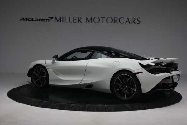 New 2021 McLaren 720S Performance for sale $352,600 at Maserati of Westport in Westport CT 06880 4