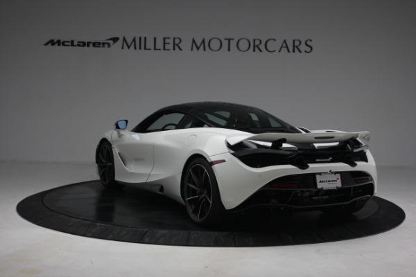 New 2021 McLaren 720S Performance for sale $352,600 at Maserati of Westport in Westport CT 06880 5
