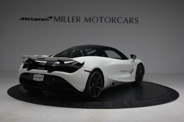 New 2021 McLaren 720S Performance for sale $352,600 at Maserati of Westport in Westport CT 06880 6
