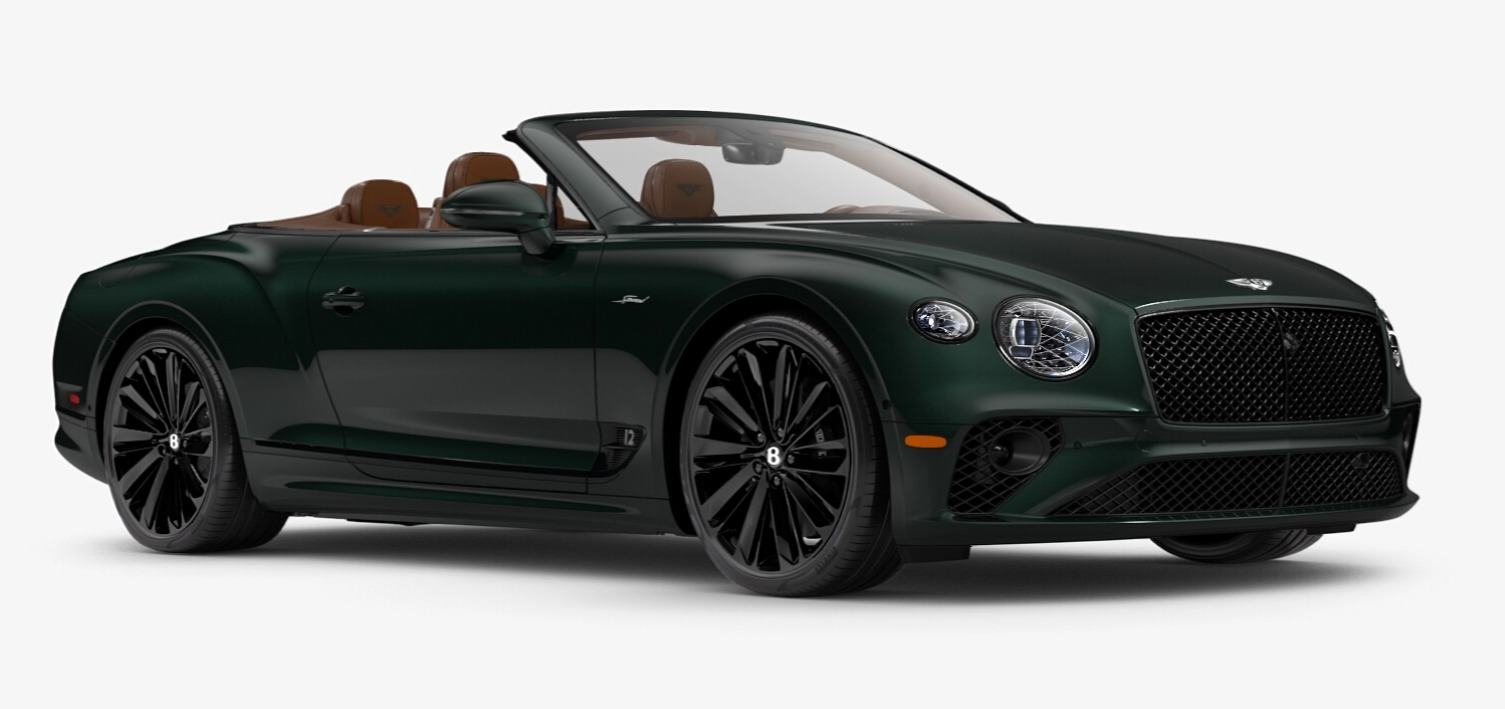 New 2022 Bentley Continental GT Speed for sale Call for price at Maserati of Westport in Westport CT 06880 1