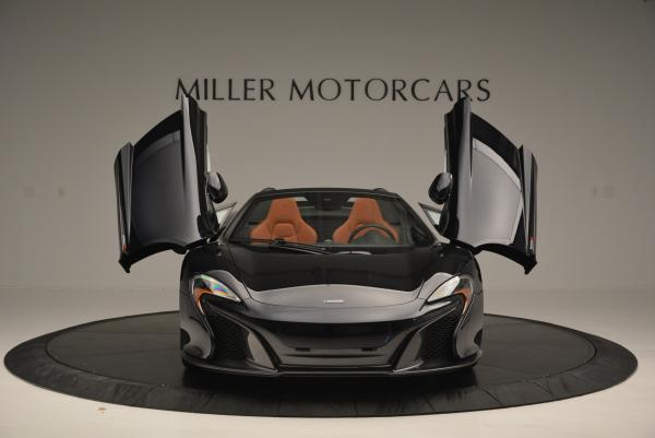 Used 2015 McLaren 650S Spider for sale Sold at Maserati of Westport in Westport CT 06880 12