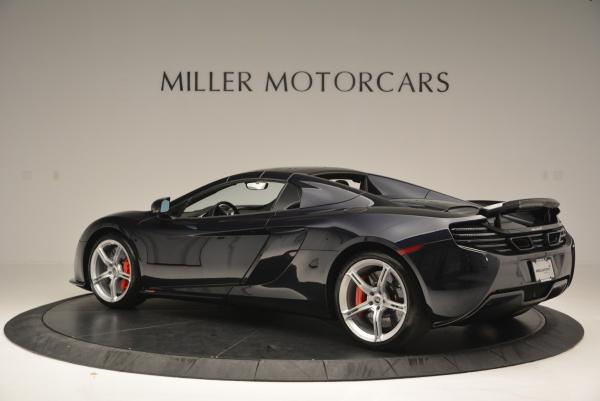 Used 2015 McLaren 650S Spider for sale Sold at Maserati of Westport in Westport CT 06880 18