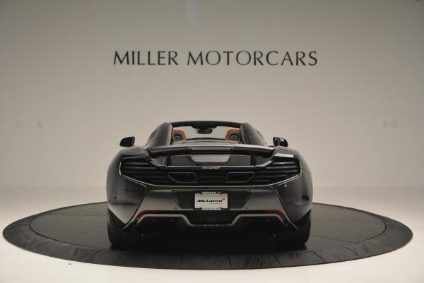Used 2015 McLaren 650S Spider for sale Sold at Maserati of Westport in Westport CT 06880 6