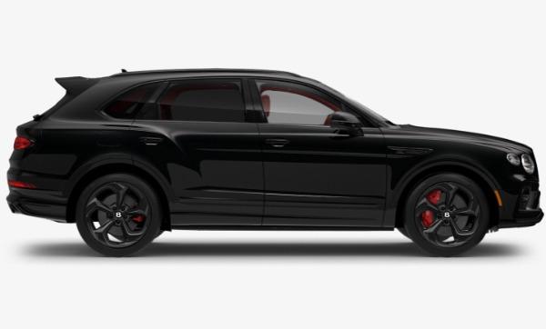 New 2022 Bentley Bentayga V8 S for sale Call for price at Maserati of Westport in Westport CT 06880 2