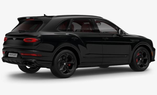 New 2022 Bentley Bentayga S for sale Call for price at Maserati of Westport in Westport CT 06880 3