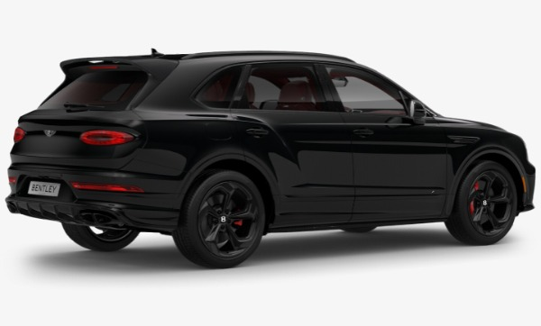 New 2022 Bentley Bentayga V8 S for sale Call for price at Maserati of Westport in Westport CT 06880 3