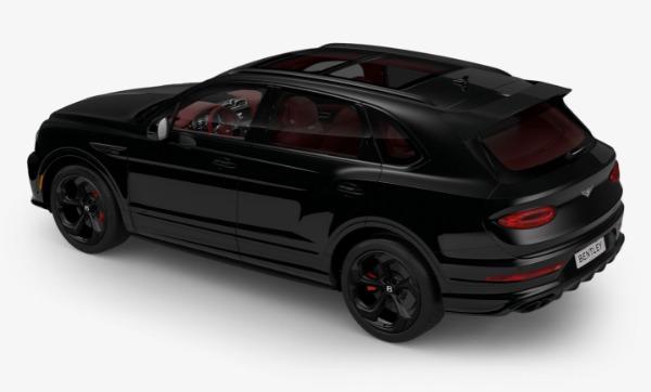 New 2022 Bentley Bentayga S for sale Call for price at Maserati of Westport in Westport CT 06880 4