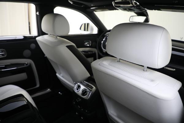 Used 2017 Rolls-Royce Ghost for sale $219,900 at Maserati of Westport in Westport CT 06880 18