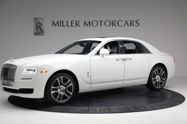 Used 2017 Rolls-Royce Ghost for sale $219,900 at Maserati of Westport in Westport CT 06880 2