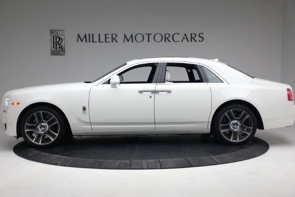 Used 2017 Rolls-Royce Ghost for sale $219,900 at Maserati of Westport in Westport CT 06880 3