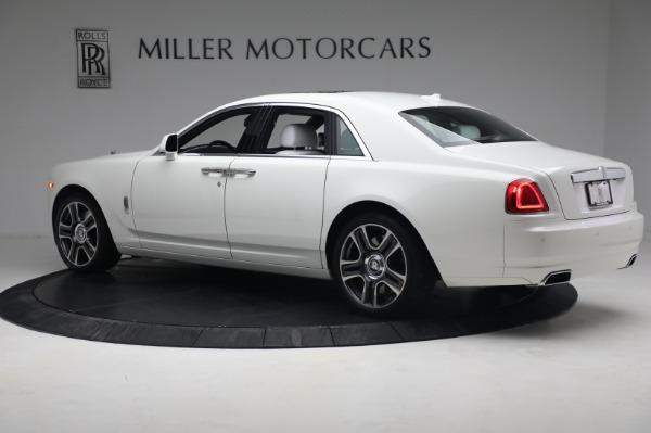 Used 2017 Rolls-Royce Ghost for sale $219,900 at Maserati of Westport in Westport CT 06880 4