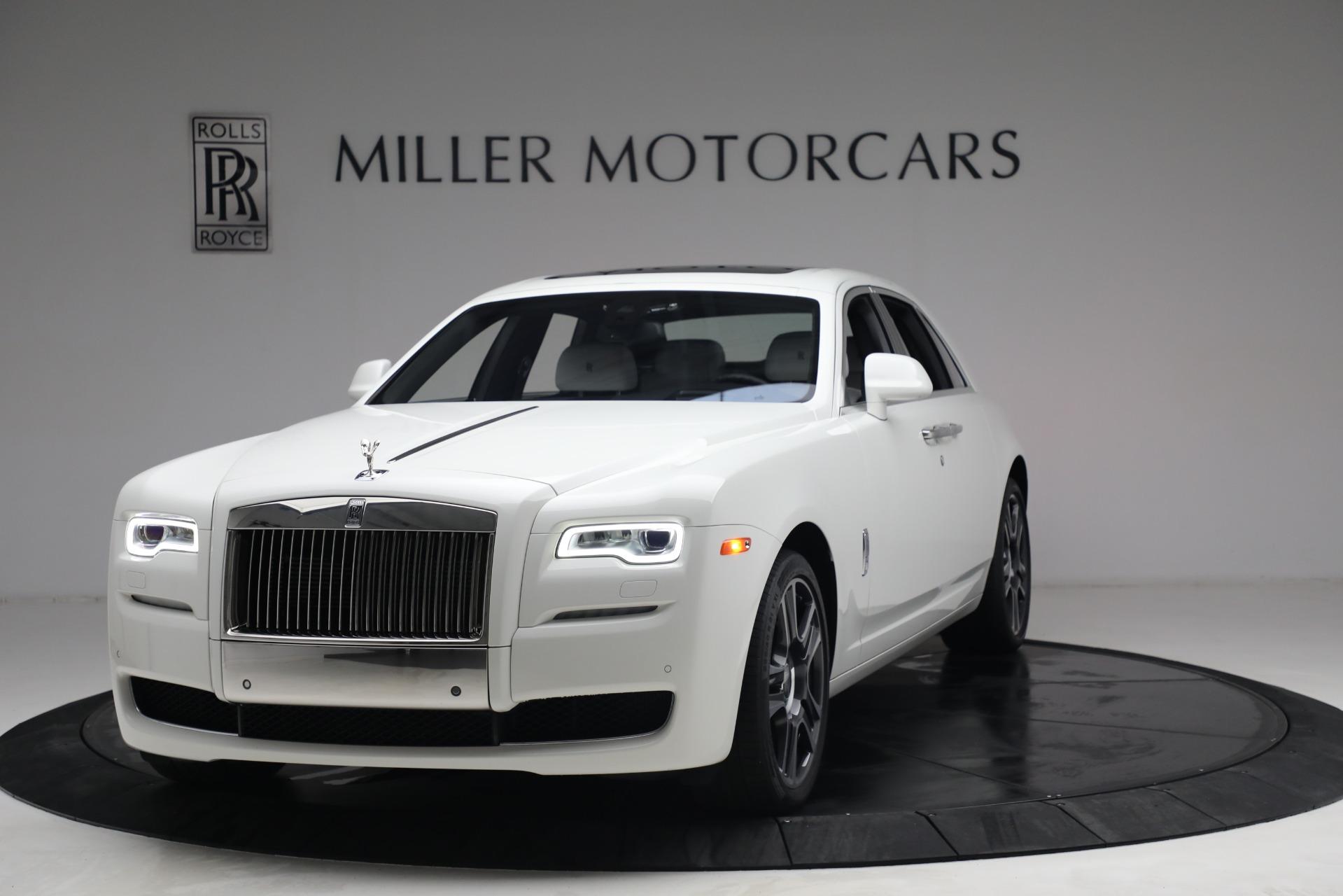 Used 2017 Rolls-Royce Ghost for sale $219,900 at Maserati of Westport in Westport CT 06880 1