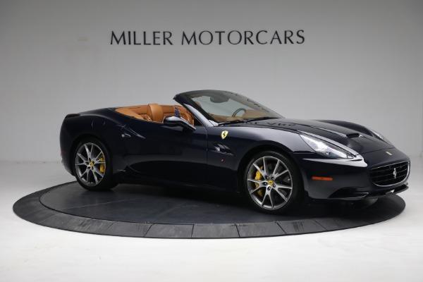 Used 2010 Ferrari California for sale Call for price at Maserati of Westport in Westport CT 06880 10