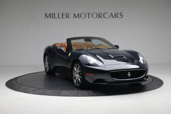 Used 2010 Ferrari California for sale Call for price at Maserati of Westport in Westport CT 06880 11