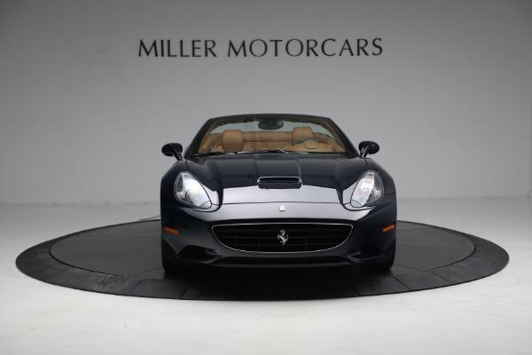 Used 2010 Ferrari California for sale Call for price at Maserati of Westport in Westport CT 06880 12
