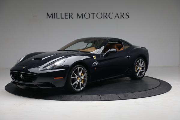 Used 2010 Ferrari California for sale Call for price at Maserati of Westport in Westport CT 06880 13