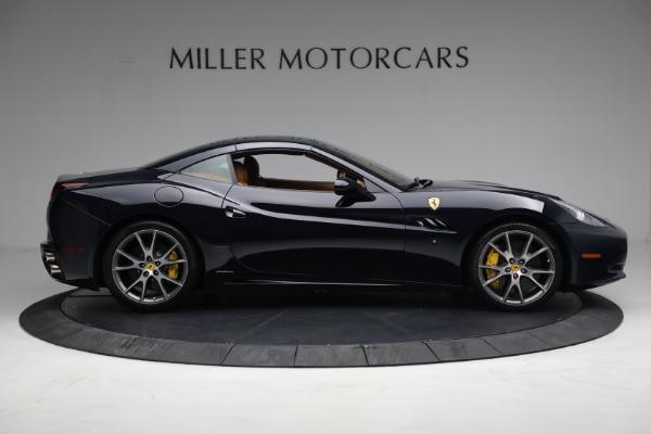 Used 2010 Ferrari California for sale Call for price at Maserati of Westport in Westport CT 06880 15