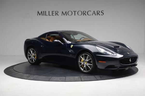 Used 2010 Ferrari California for sale Call for price at Maserati of Westport in Westport CT 06880 16