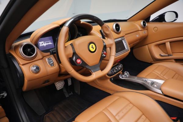 Used 2010 Ferrari California for sale Call for price at Maserati of Westport in Westport CT 06880 18
