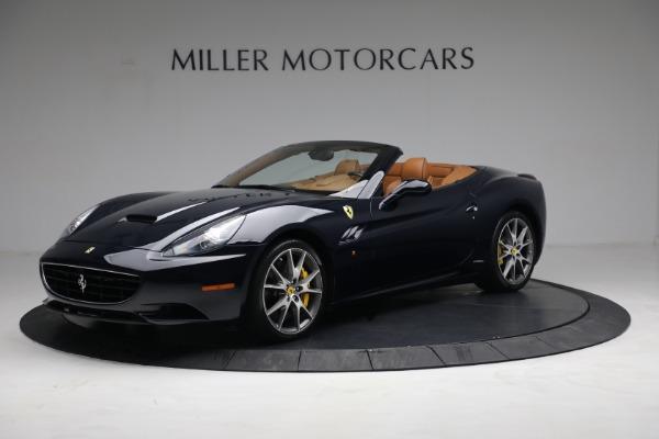 Used 2010 Ferrari California for sale Call for price at Maserati of Westport in Westport CT 06880 2