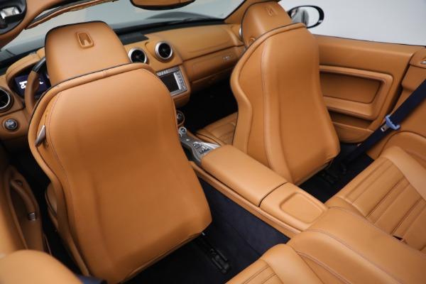 Used 2010 Ferrari California for sale Call for price at Maserati of Westport in Westport CT 06880 21