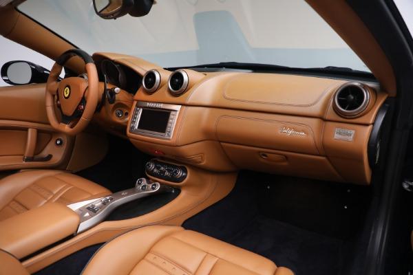 Used 2010 Ferrari California for sale Call for price at Maserati of Westport in Westport CT 06880 22