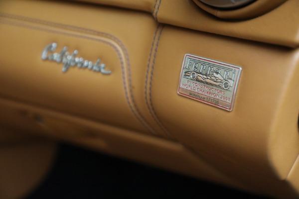 Used 2010 Ferrari California for sale Call for price at Maserati of Westport in Westport CT 06880 27