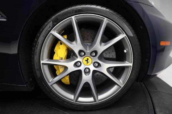 Used 2010 Ferrari California for sale Call for price at Maserati of Westport in Westport CT 06880 28