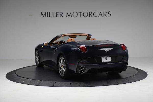 Used 2010 Ferrari California for sale Call for price at Maserati of Westport in Westport CT 06880 5
