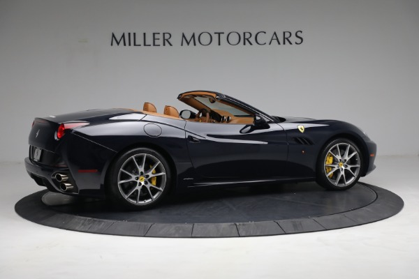 Used 2010 Ferrari California for sale Call for price at Maserati of Westport in Westport CT 06880 8