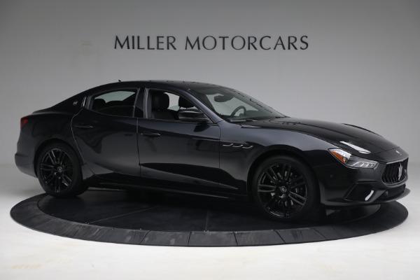 New 2021 Maserati Ghibli SQ4 for sale $92,894 at Maserati of Westport in Westport CT 06880 10