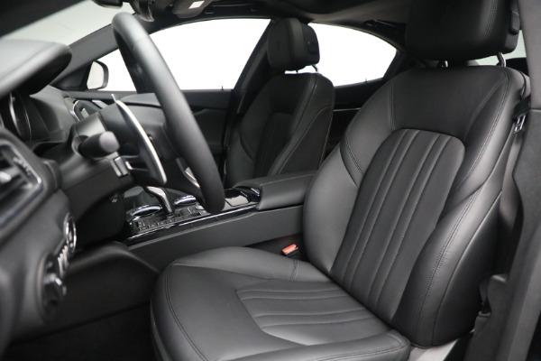 New 2021 Maserati Ghibli SQ4 for sale $92,894 at Maserati of Westport in Westport CT 06880 15