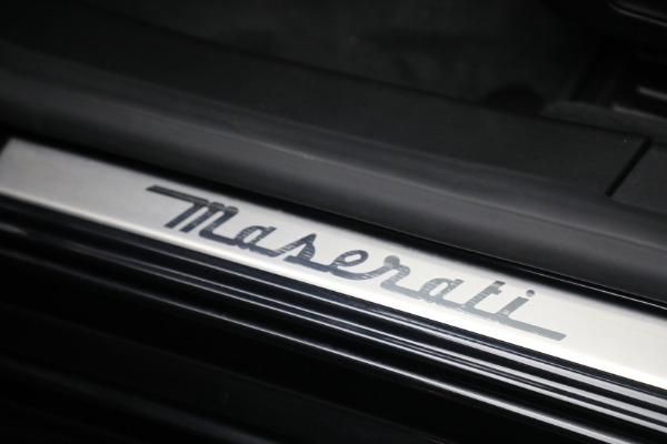 New 2021 Maserati Ghibli SQ4 for sale $92,894 at Maserati of Westport in Westport CT 06880 20