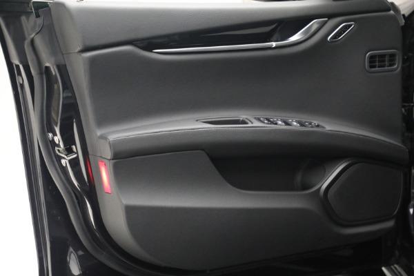 New 2021 Maserati Ghibli SQ4 for sale $92,894 at Maserati of Westport in Westport CT 06880 21