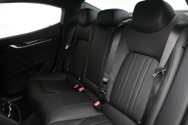New 2021 Maserati Ghibli SQ4 for sale $92,894 at Maserati of Westport in Westport CT 06880 22