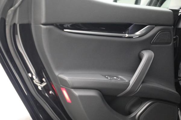 New 2021 Maserati Ghibli SQ4 for sale $92,894 at Maserati of Westport in Westport CT 06880 24
