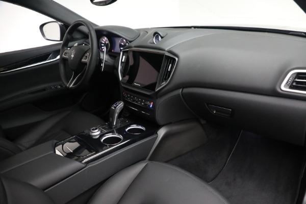 New 2021 Maserati Ghibli SQ4 for sale $92,894 at Maserati of Westport in Westport CT 06880 25