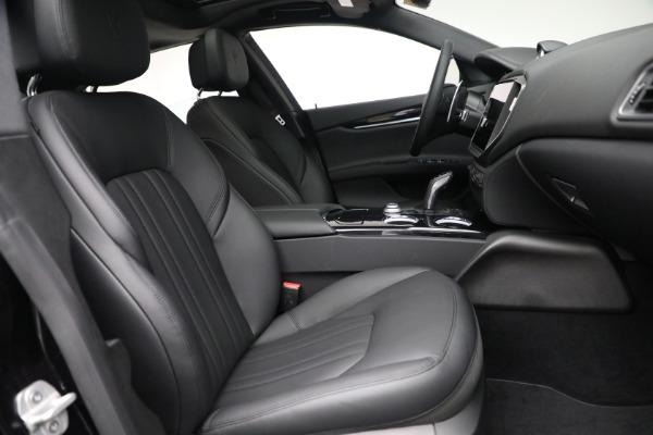 New 2021 Maserati Ghibli SQ4 for sale $92,894 at Maserati of Westport in Westport CT 06880 26