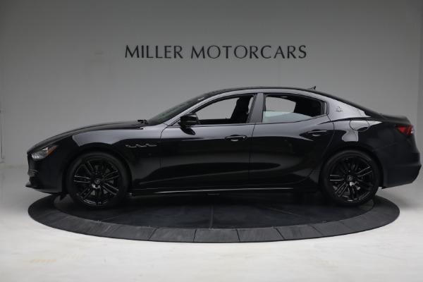 New 2021 Maserati Ghibli SQ4 for sale $92,894 at Maserati of Westport in Westport CT 06880 3
