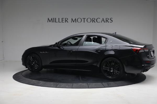 New 2021 Maserati Ghibli SQ4 for sale $92,894 at Maserati of Westport in Westport CT 06880 4