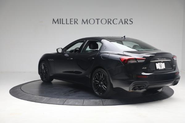 New 2021 Maserati Ghibli SQ4 for sale $92,894 at Maserati of Westport in Westport CT 06880 5