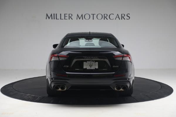 New 2021 Maserati Ghibli SQ4 for sale $92,894 at Maserati of Westport in Westport CT 06880 6