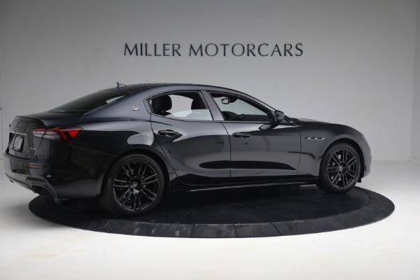 New 2021 Maserati Ghibli SQ4 for sale $92,894 at Maserati of Westport in Westport CT 06880 8
