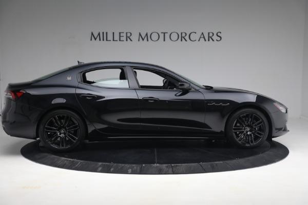 New 2021 Maserati Ghibli SQ4 for sale $92,894 at Maserati of Westport in Westport CT 06880 9