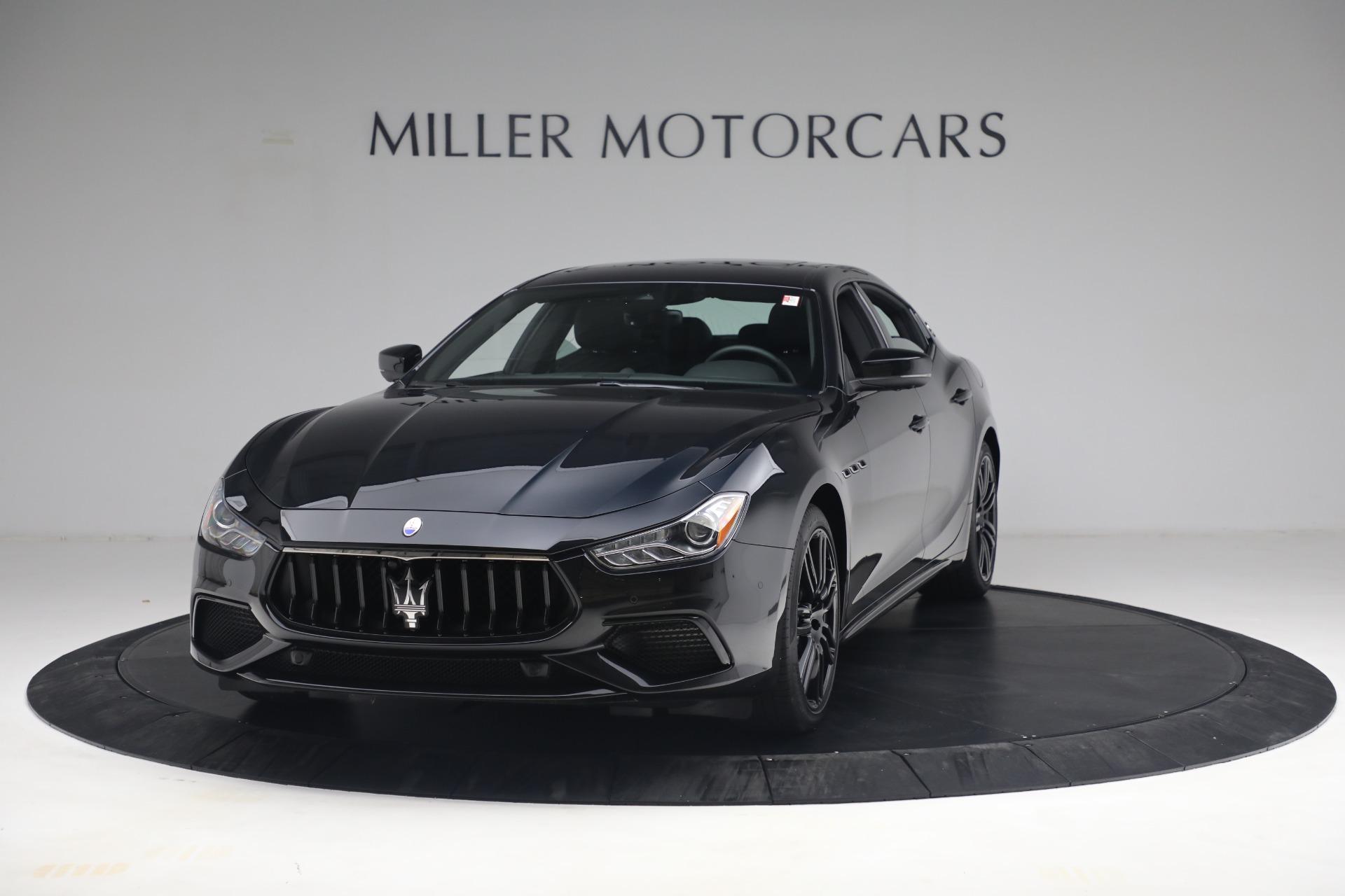 New 2021 Maserati Ghibli SQ4 for sale $92,894 at Maserati of Westport in Westport CT 06880 1