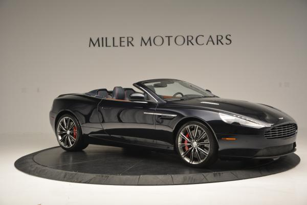 Used 2014 Aston Martin DB9 Volante for sale Sold at Maserati of Westport in Westport CT 06880 10