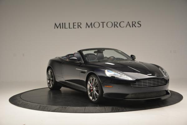Used 2014 Aston Martin DB9 Volante for sale Sold at Maserati of Westport in Westport CT 06880 11